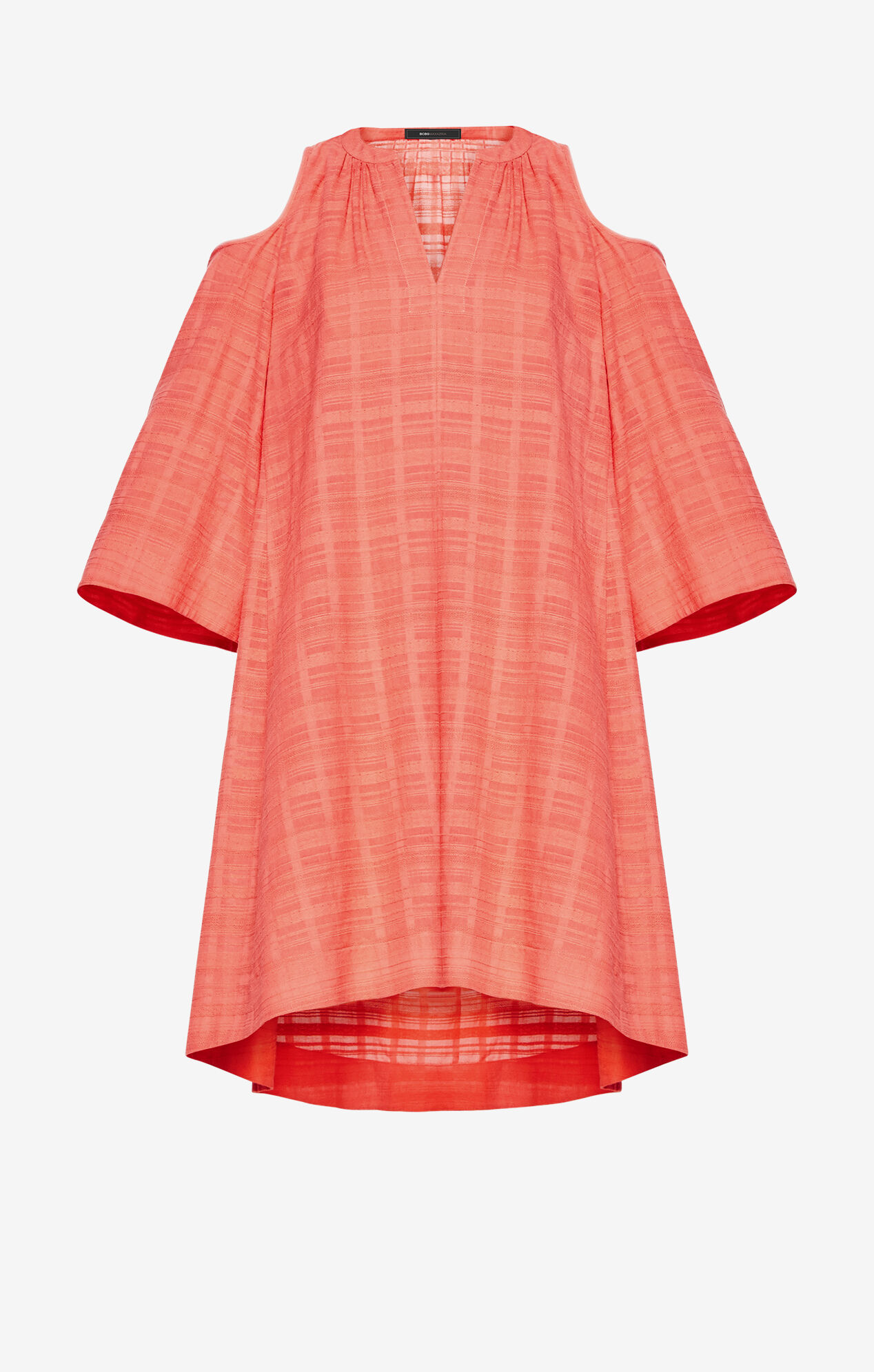 Regan Cold-Shoulder Dress