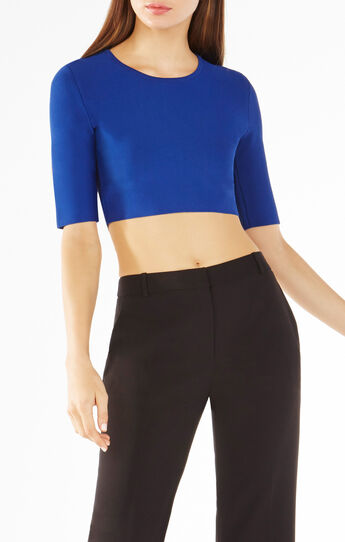 Elenora Knit Crop Top