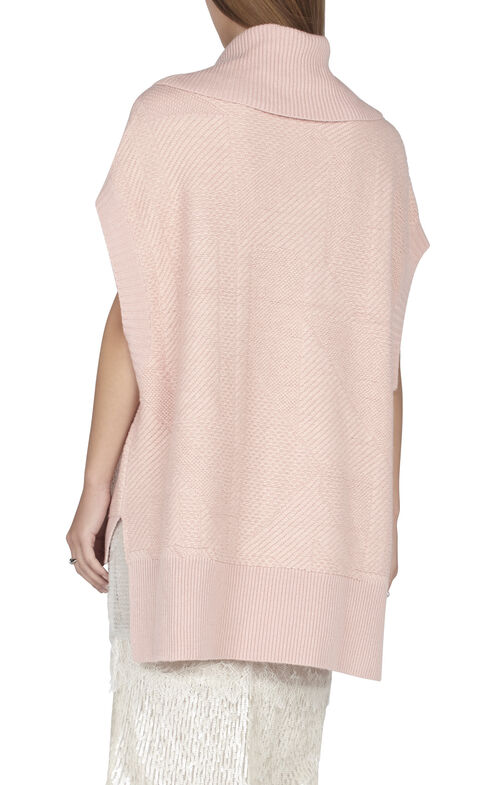 Elinor Textured Oversized Boxy Tunic