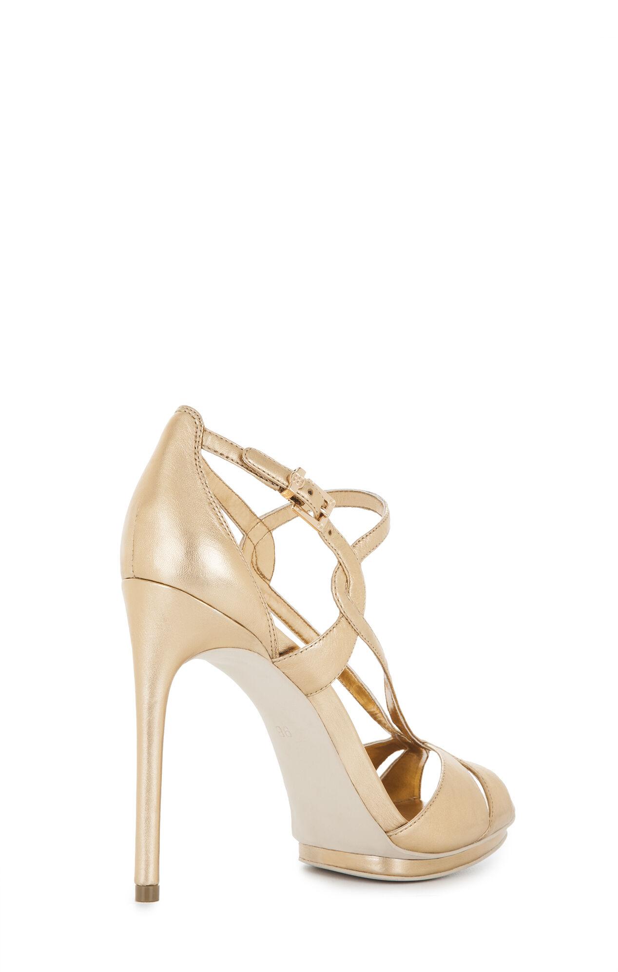 Farid Metallic Sandal