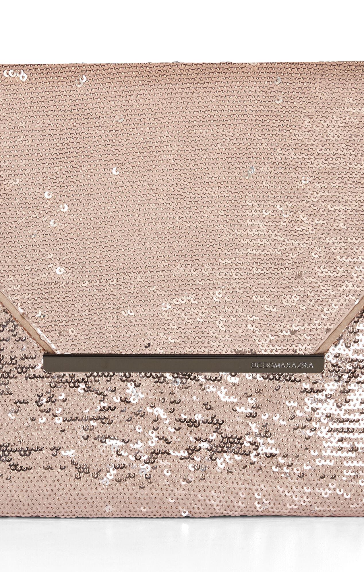 Harlow Sequined Envelope Clutch