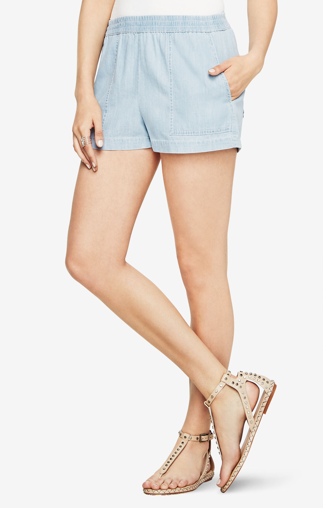 Larsen Denim Short