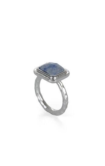 Natural-Stone Ring