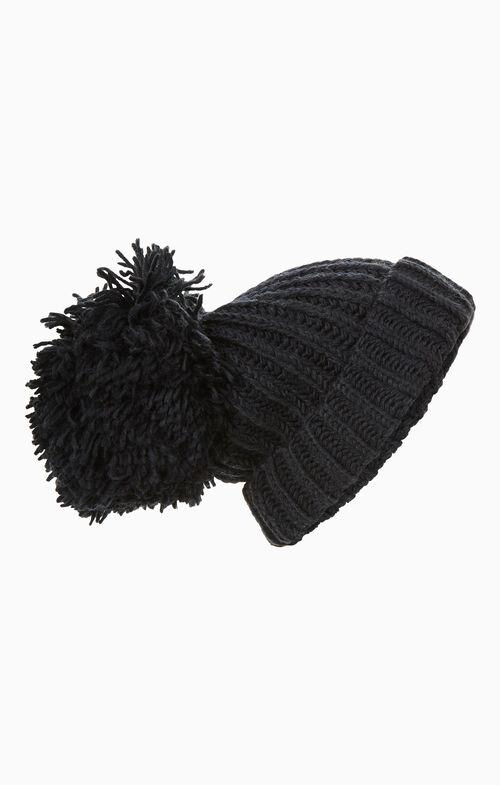 Knit Pom Beanie