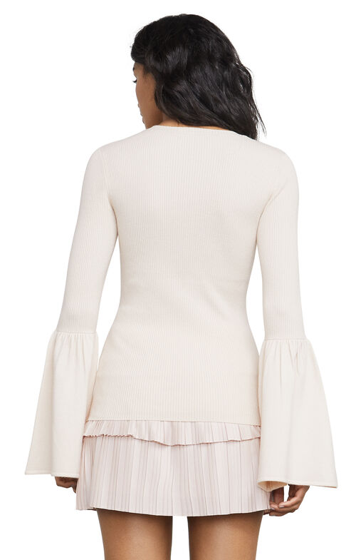 Waverley Flared-Sleeve Sweater