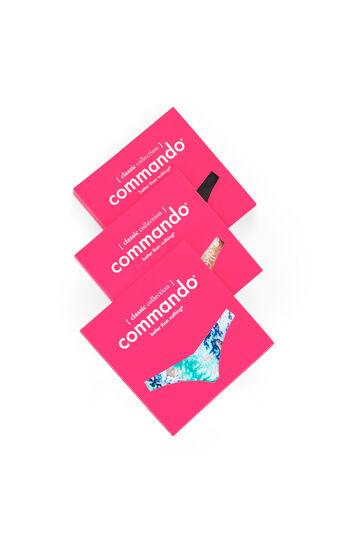 Commando Seamless Bikini Set