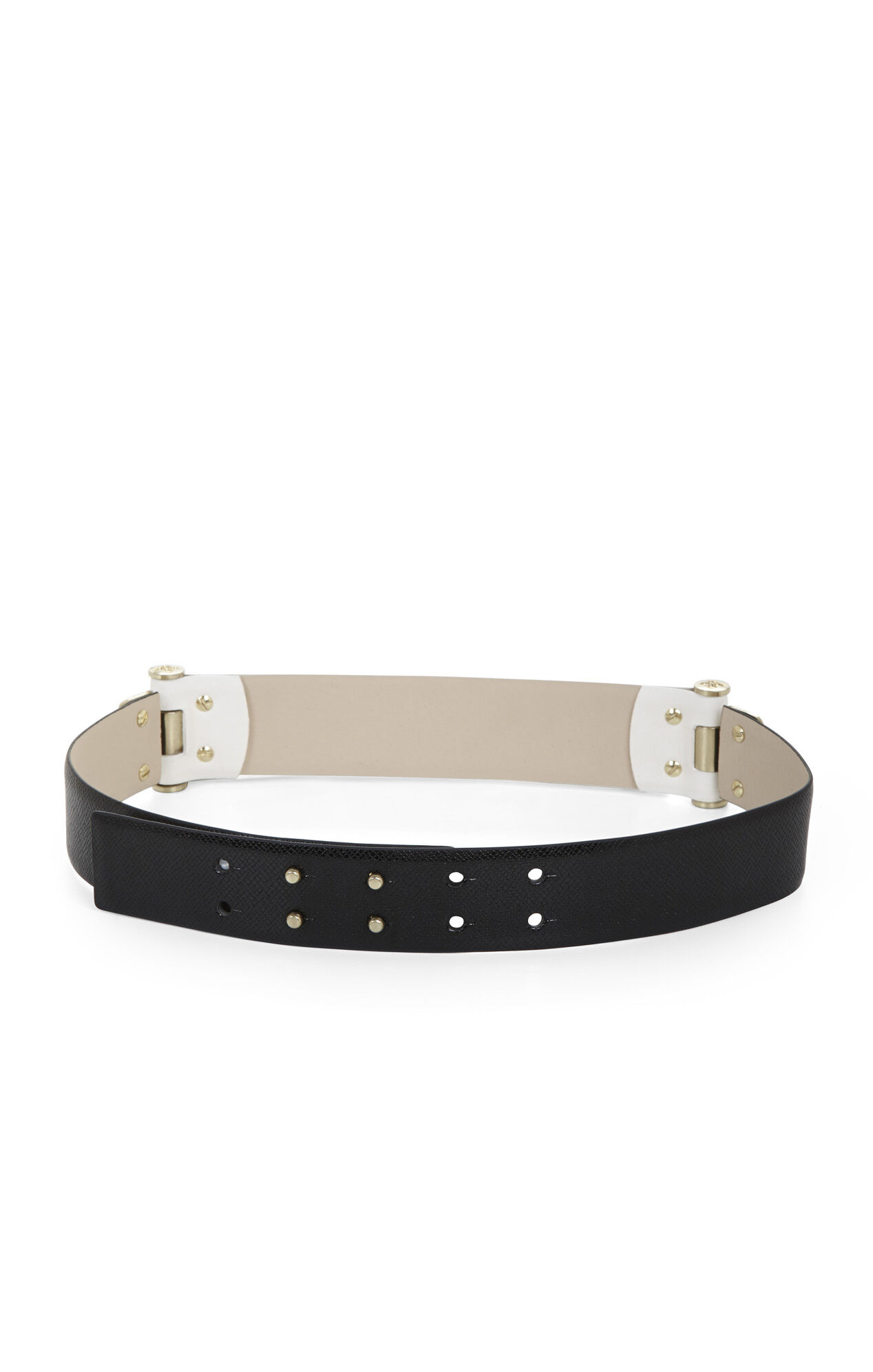 Hinge-Block Waist Belt