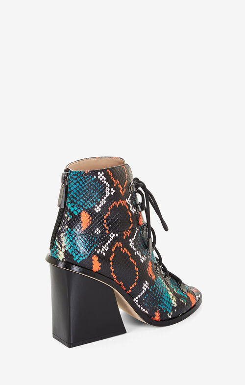 Tegan Lace-Up Bootie