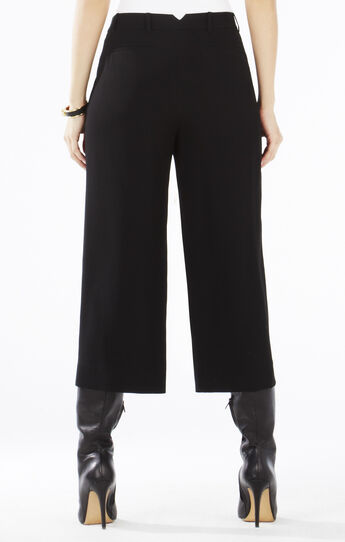 Brett Cropped Wide-Leg Pant