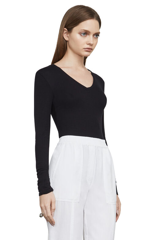 Enid Long-Sleeve Top