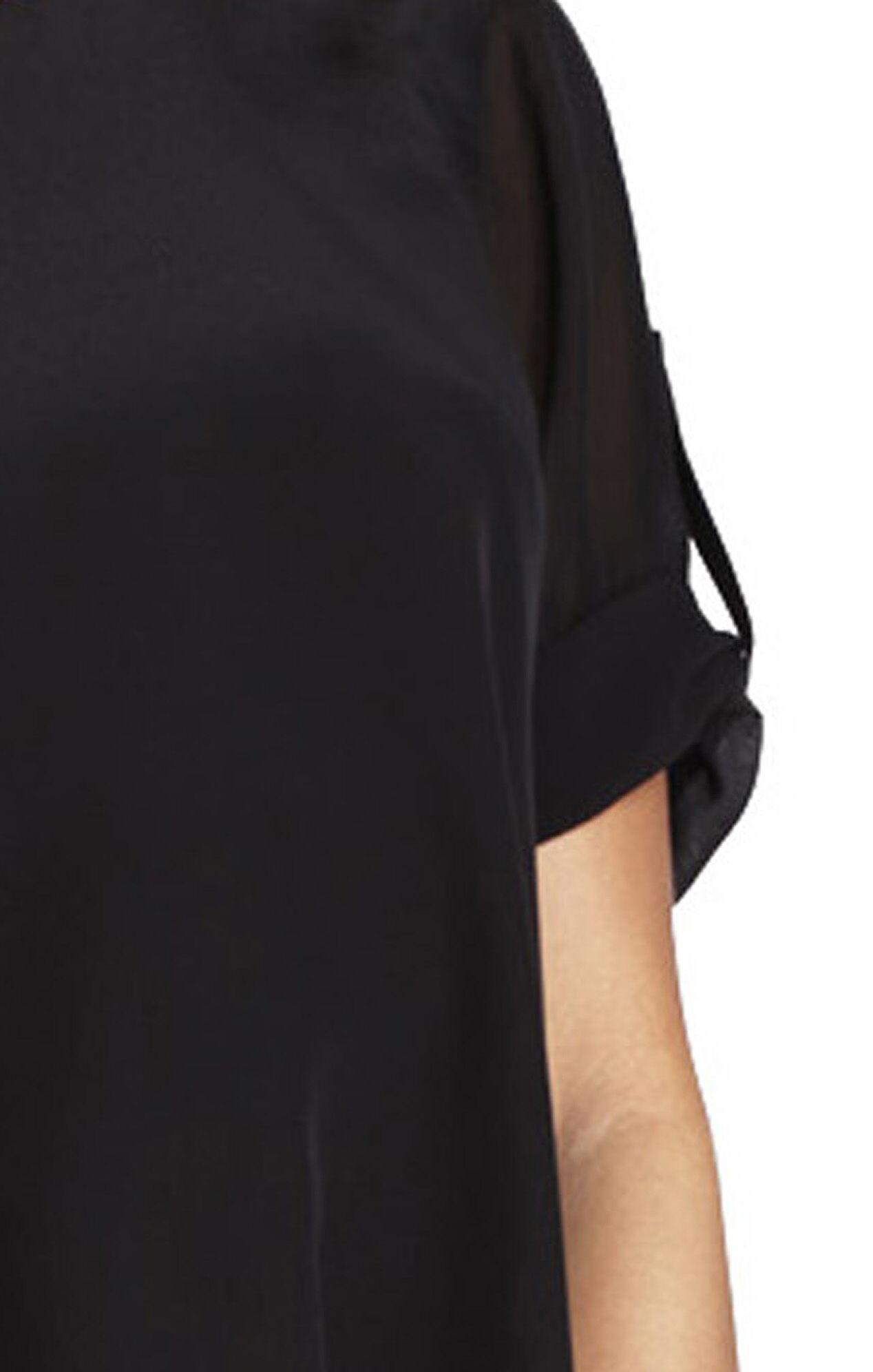 Caterina Split-Back Top
