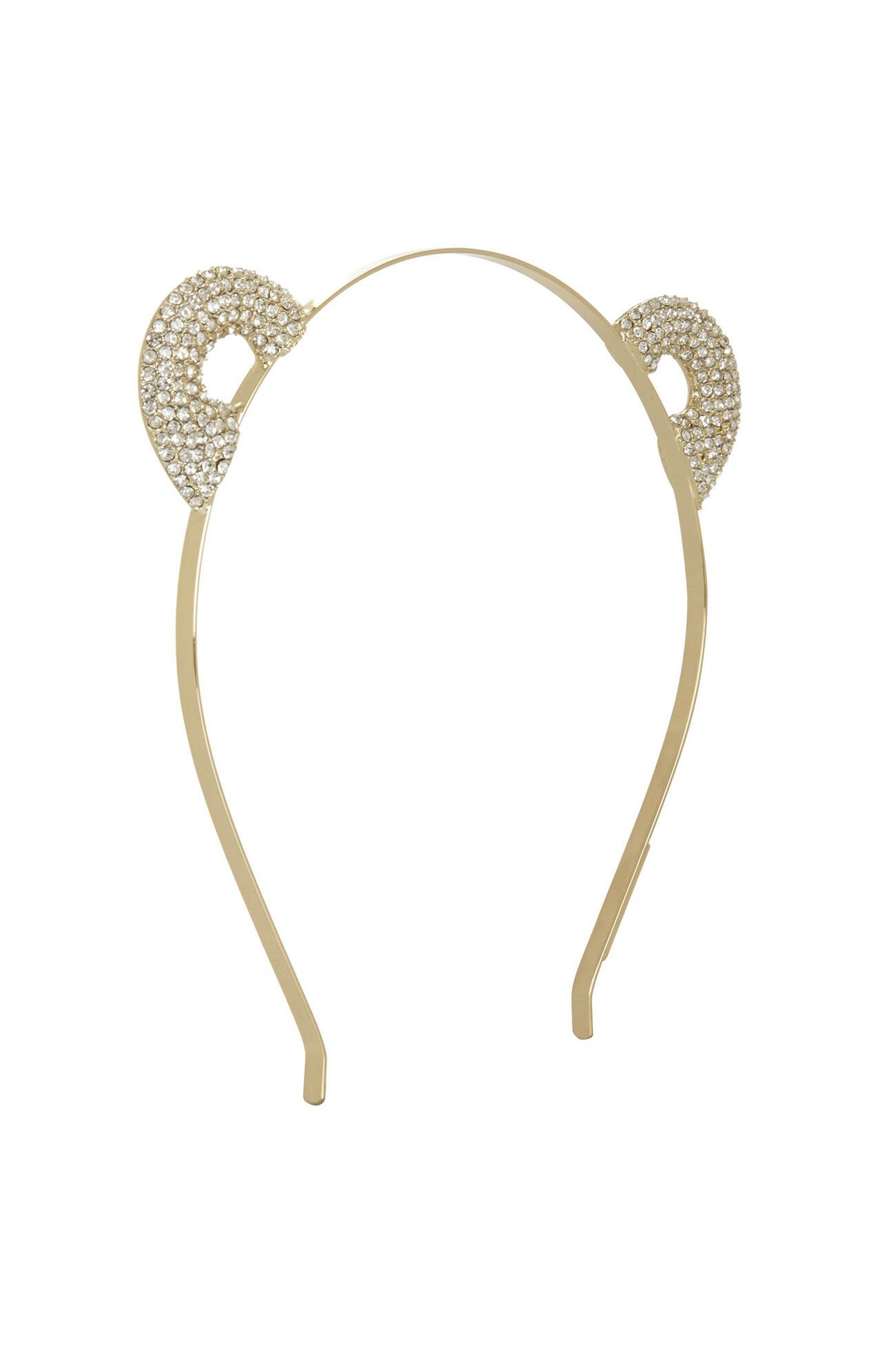 Pave Bear-Ears Headband