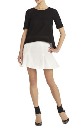 Runway Mario Short-Sleeve Top