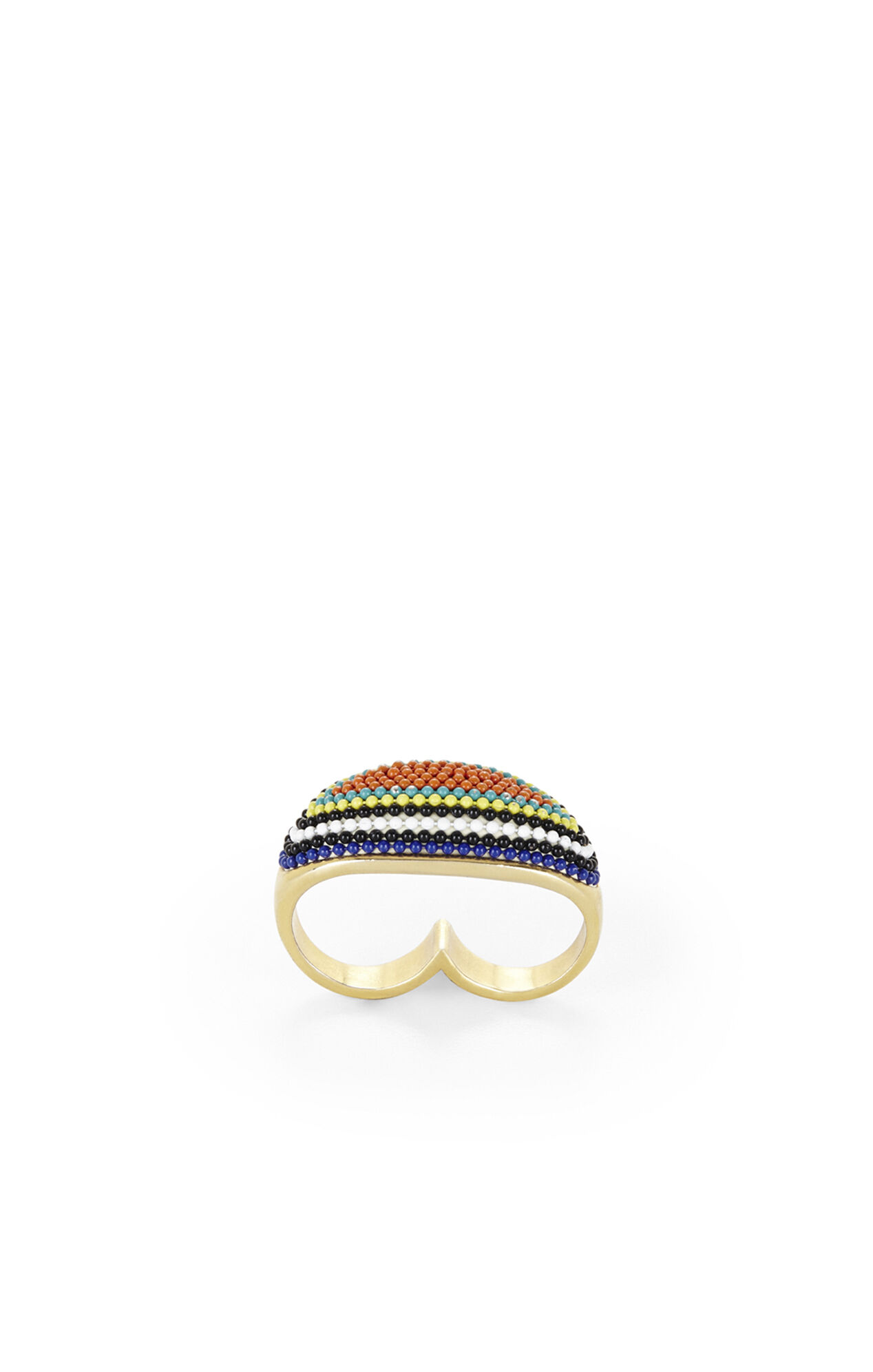 Tribal Double Ring