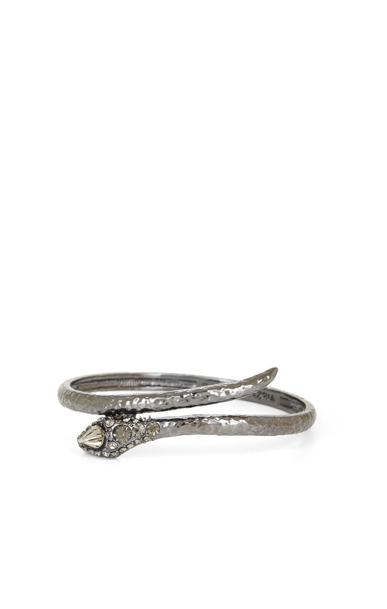 Pave Snake Bangle