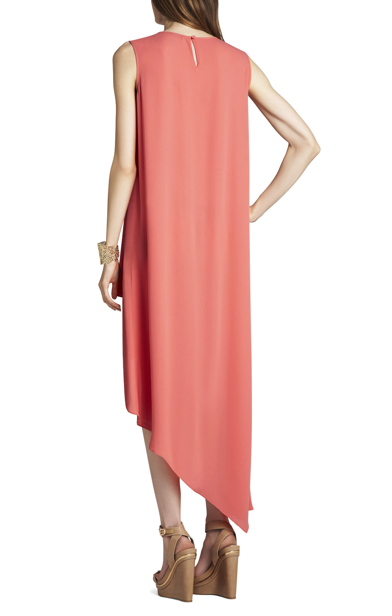 Hailey Draped Dress