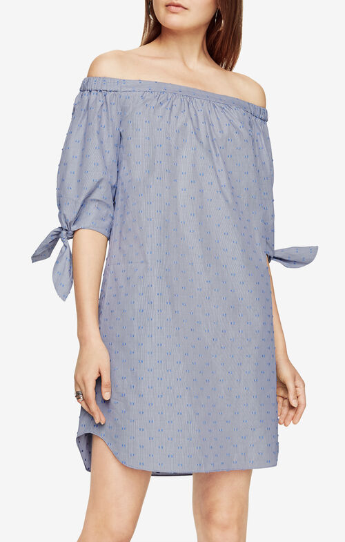 Cadence Off-The-Shoulder Dress