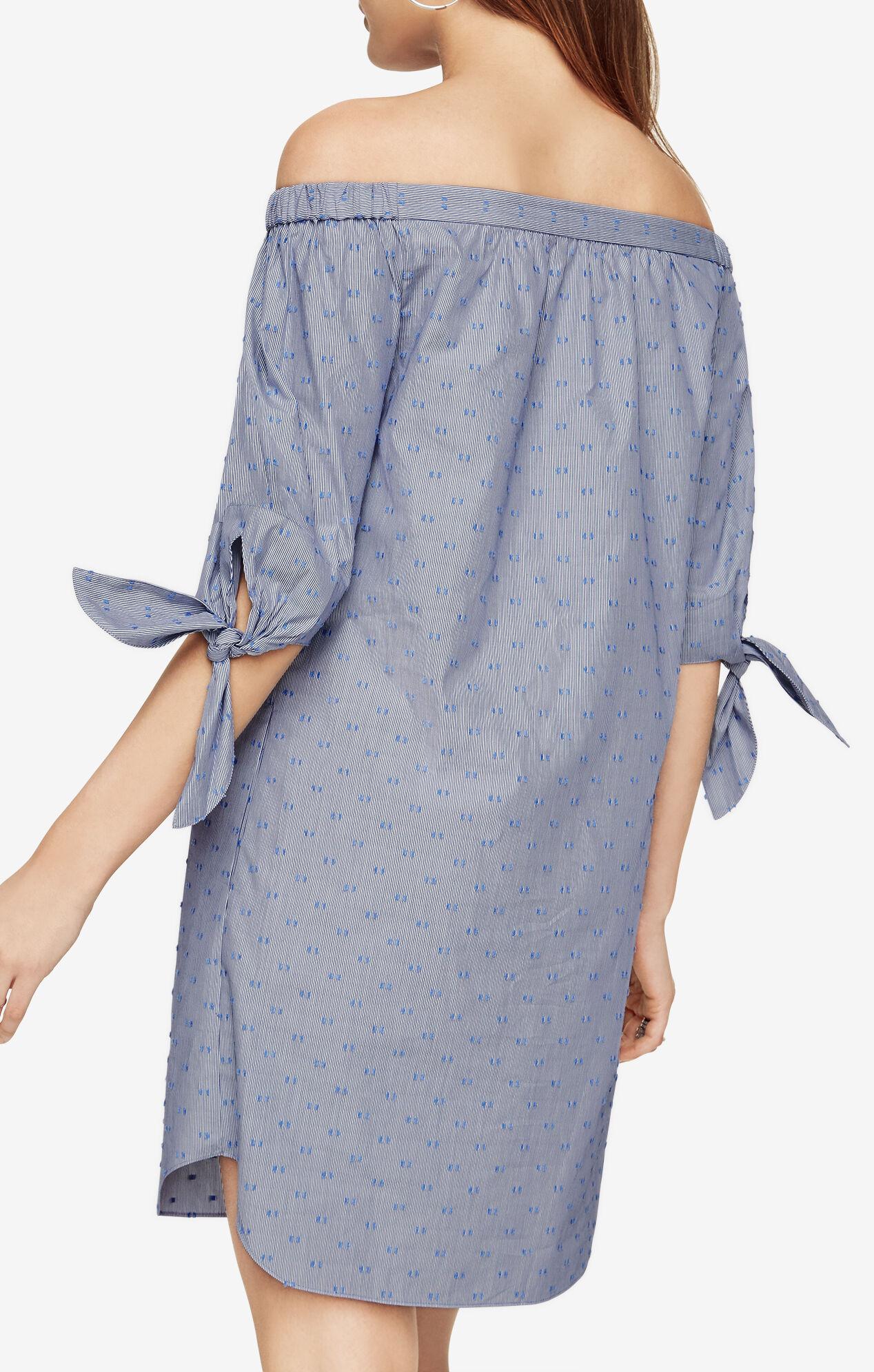 Cadence Off-The-Shoulder Dress