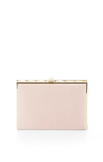 Krysta Satin Clutch
