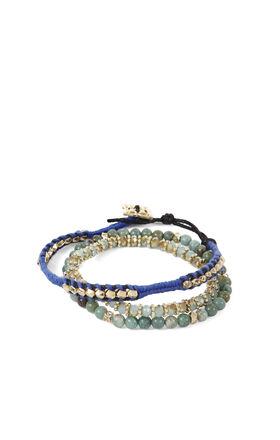 Natural-Stone Bracelet Set