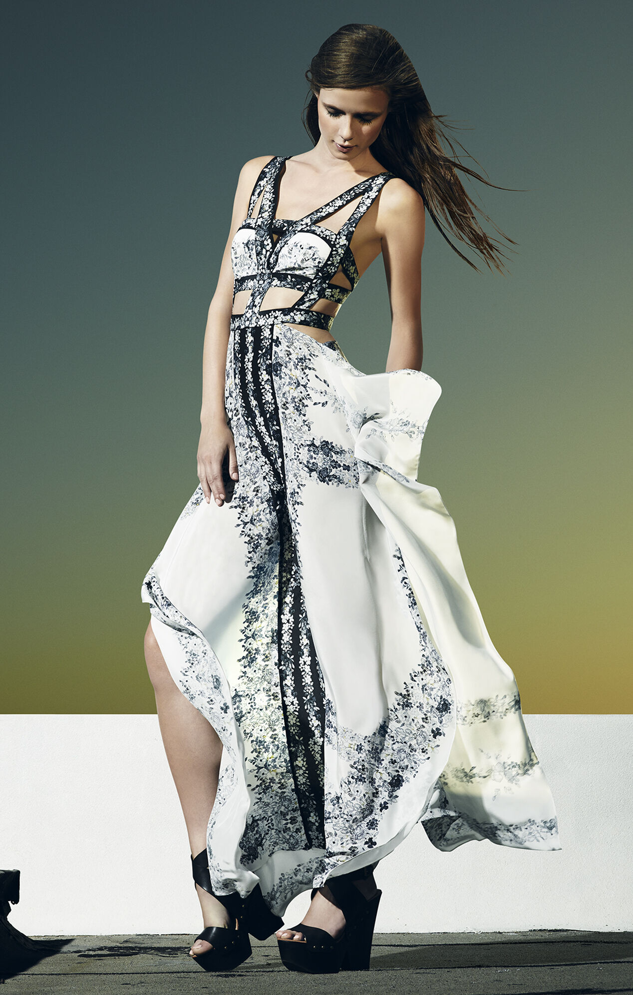 Runway Sidonia Dress