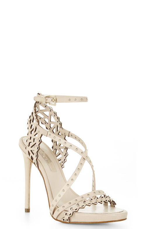 Esra High-Heel Studded Sandal