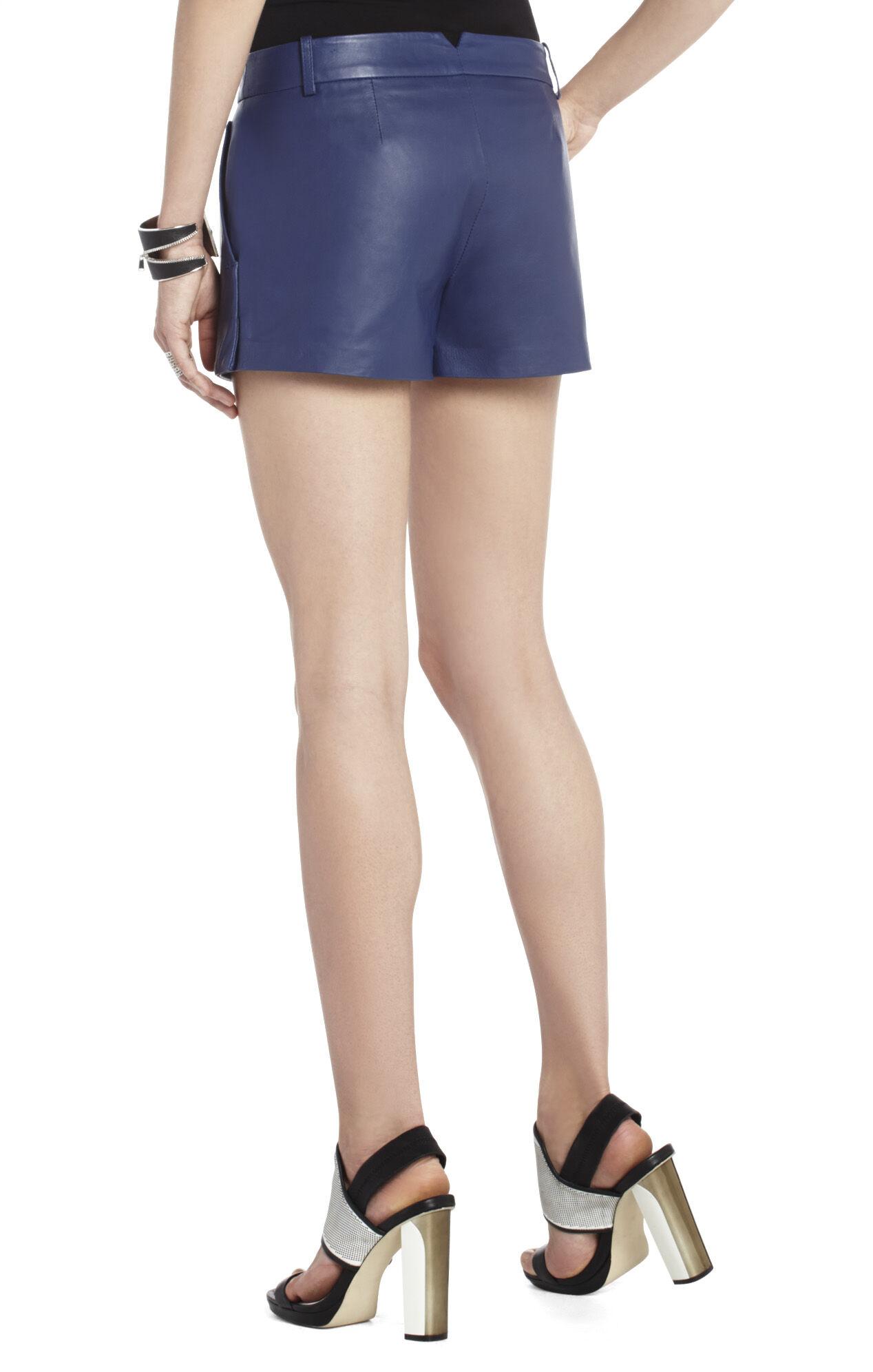 Bruna Patch Pocket Shorts