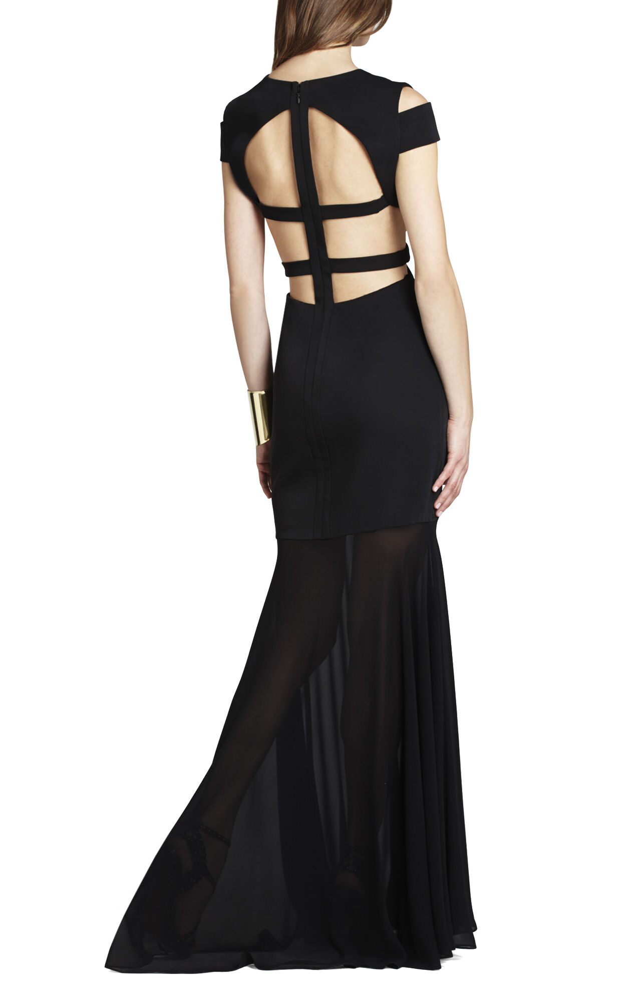 Ava Cutout Gown