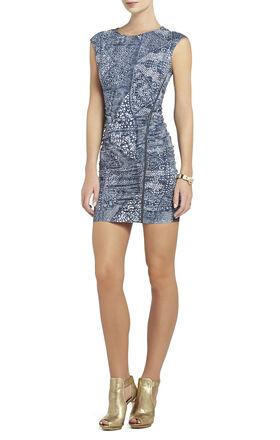 Dell Side-Zipper Dress