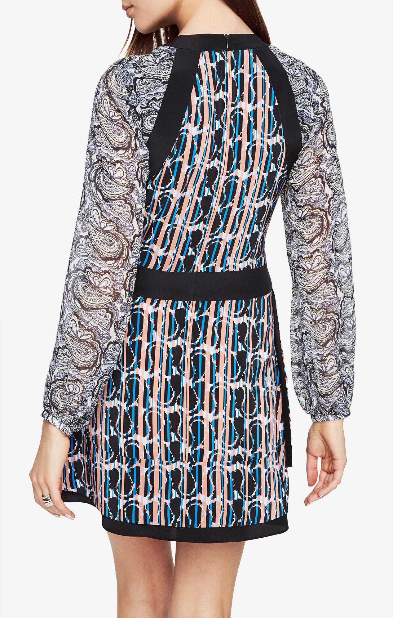 Tallulah Paisley Printed Dress