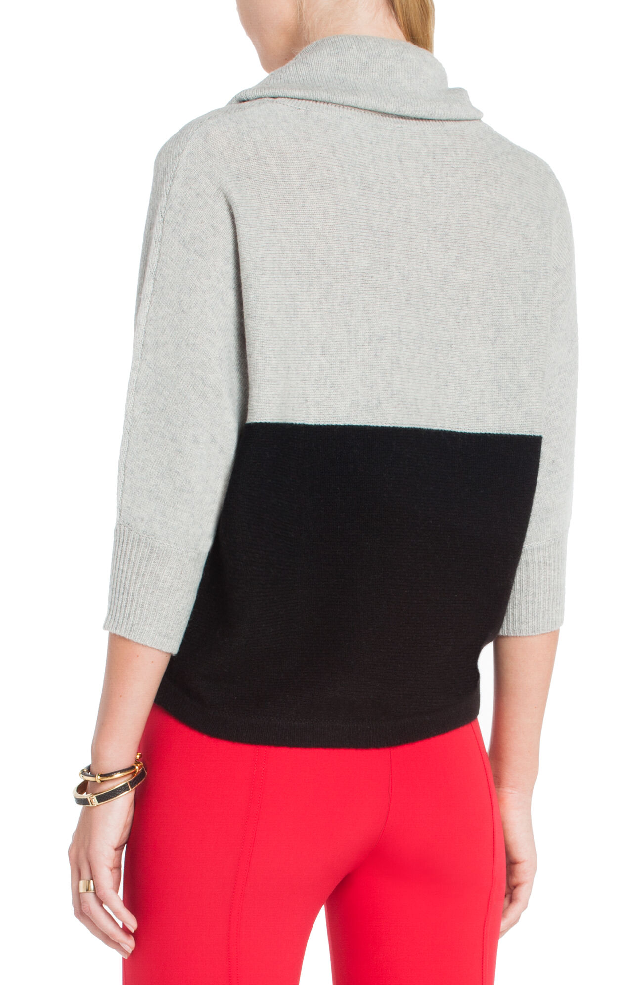 Hudson Oversized Cowl-Neck Sweater