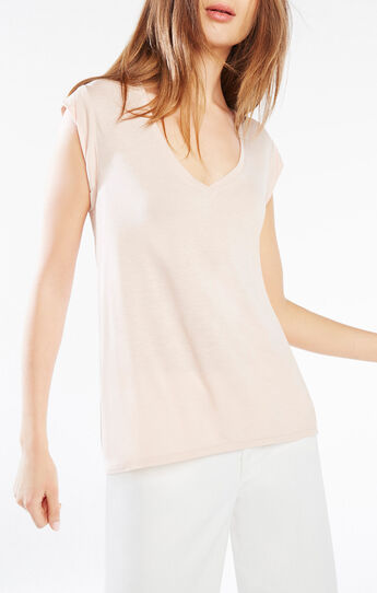 Kelsea Scoop-Back Top