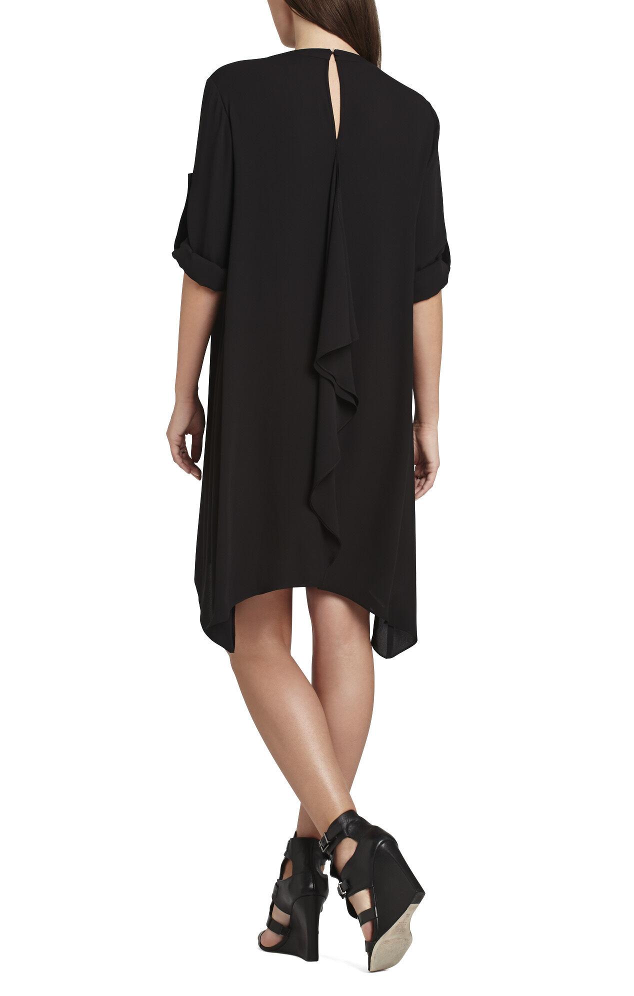 Cynthia Cascade Ruffle Dress