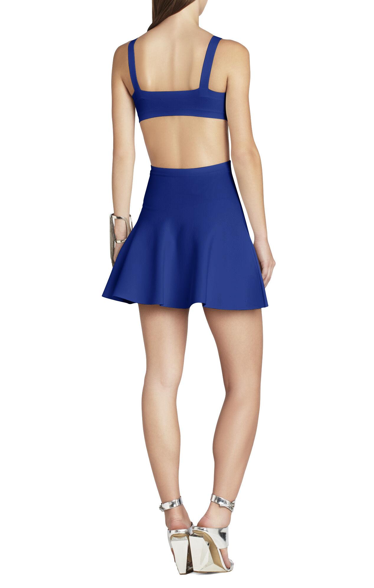 Elyzabeth Crossed Cutout Dress