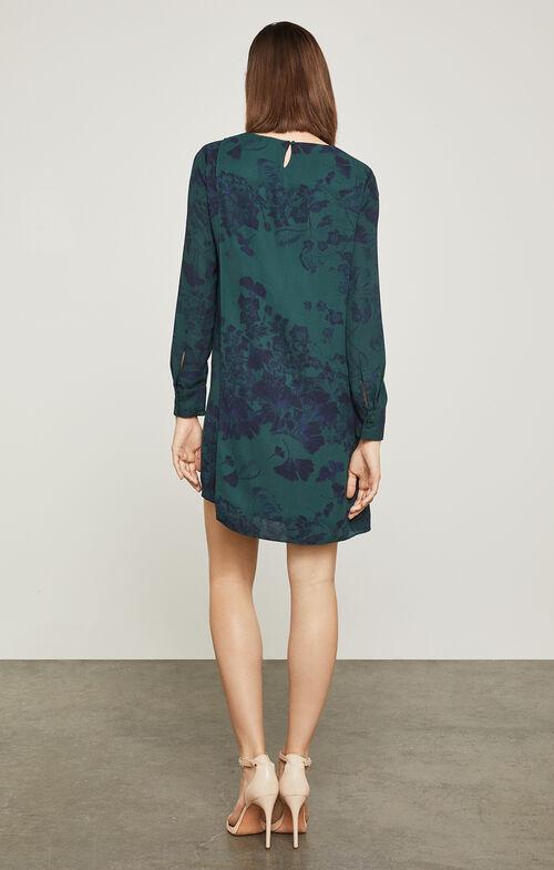 Ashton Floral Print Dress
