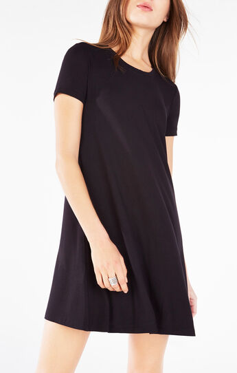 Anneta Short-Sleeve Dress