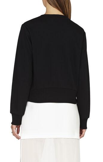 Moriah Mixed-Bead Sweatshirt