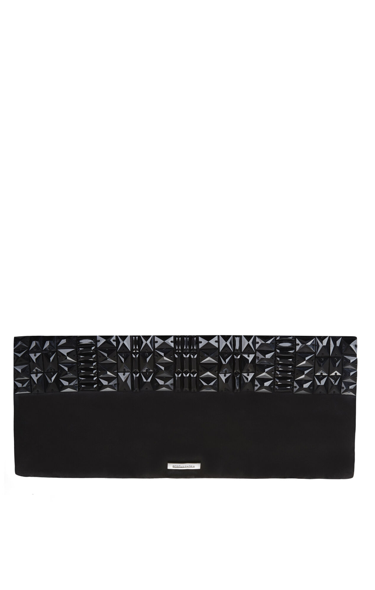 Rhianna Beaded Fold-Over Clutch