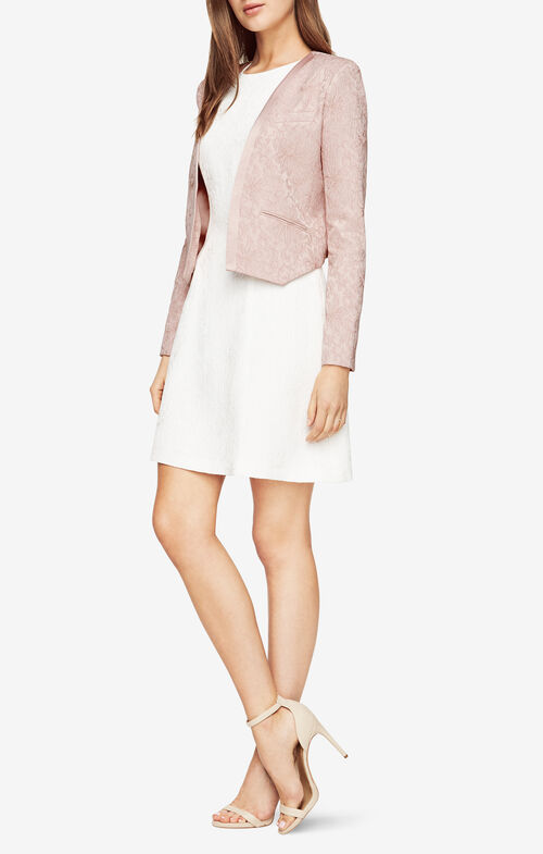 Flynn Floral Jacquard Jacket