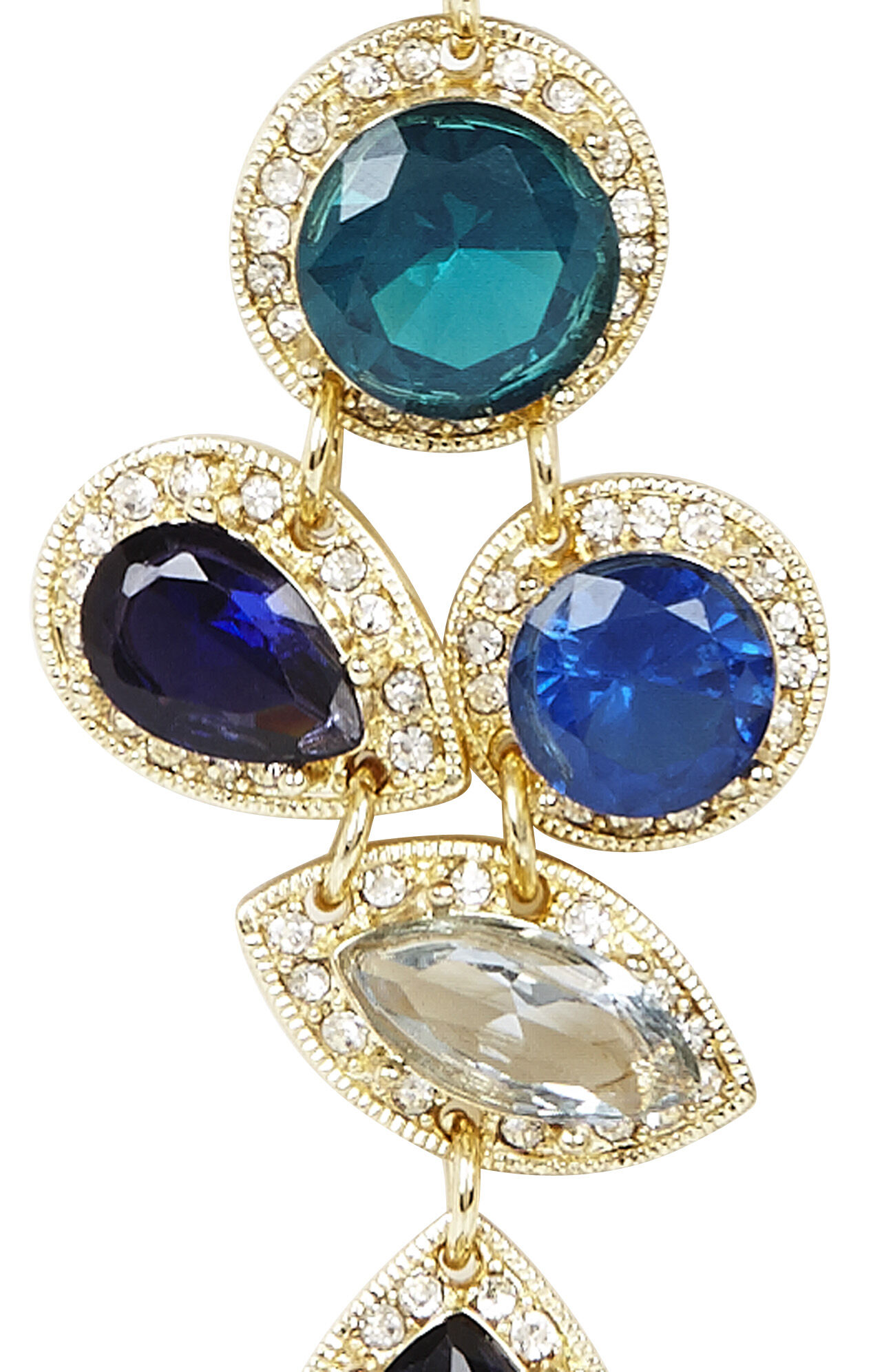 Cascade Stone Earrings
