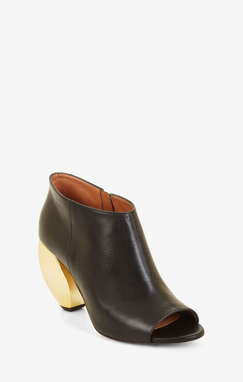 Massa Leather Bootie