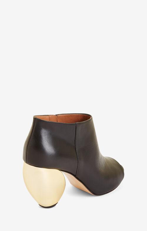 Massa Leather Bootie