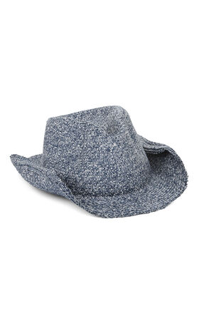 Frayed Cowboy Hat