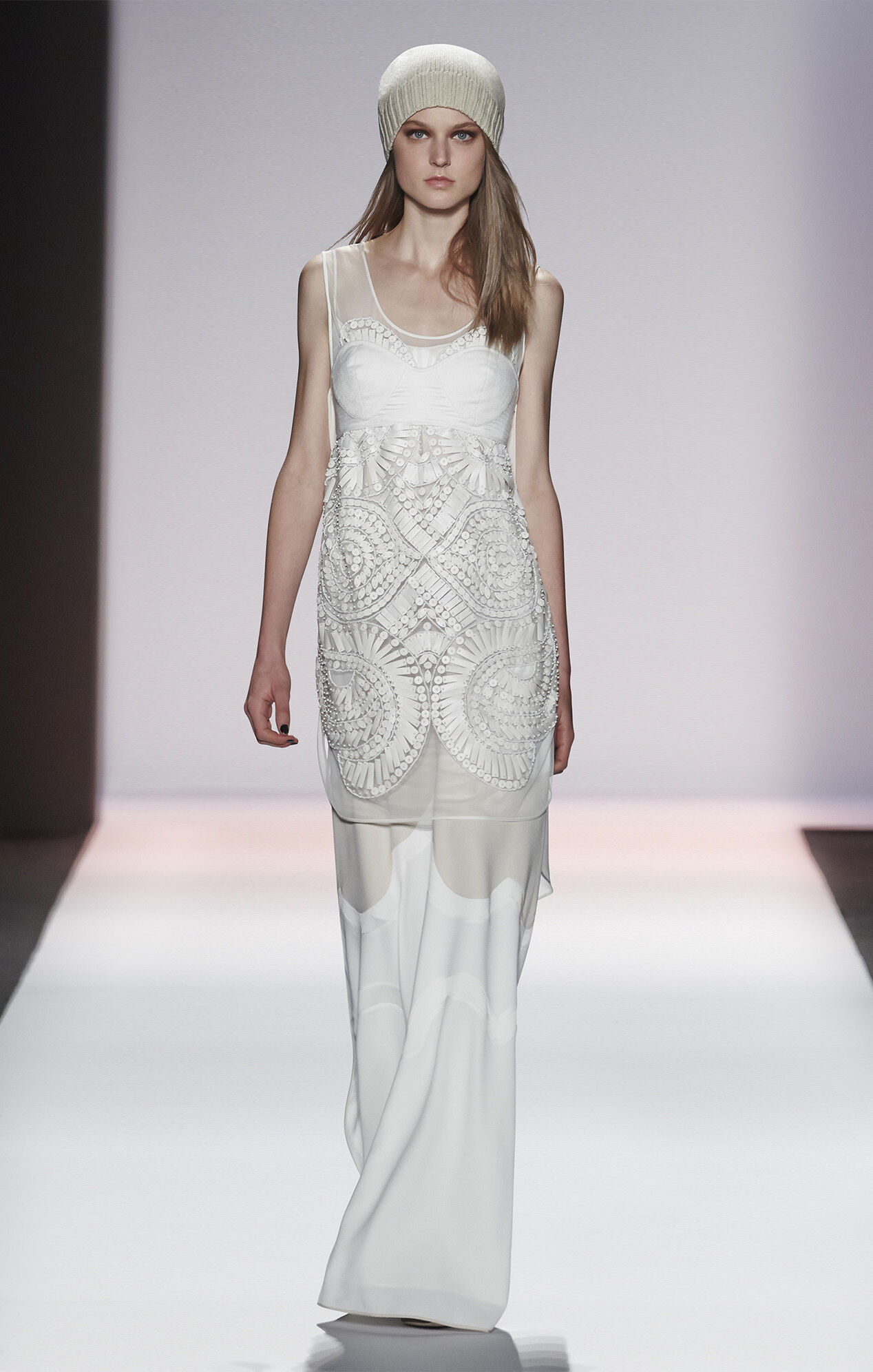 Runway Elise Beaded Dress