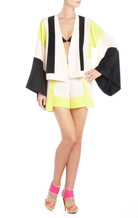 Runway Selby Color-Blocked Jacket