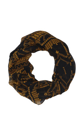 Heavy Metal Loop Scarf