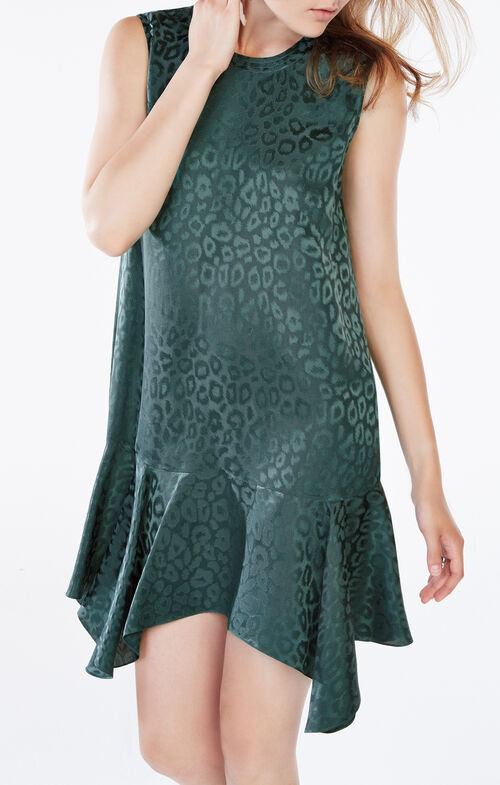 Sheridan Leopard Dress