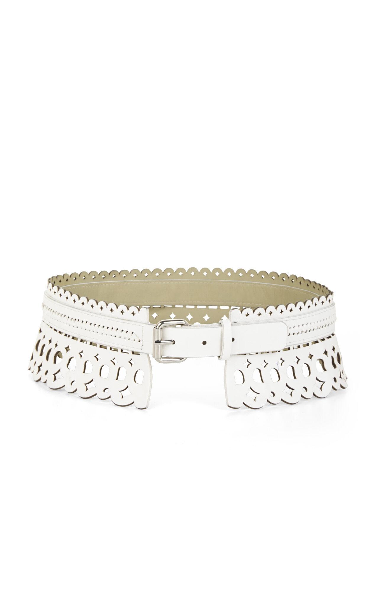 Scallop Waist Belt