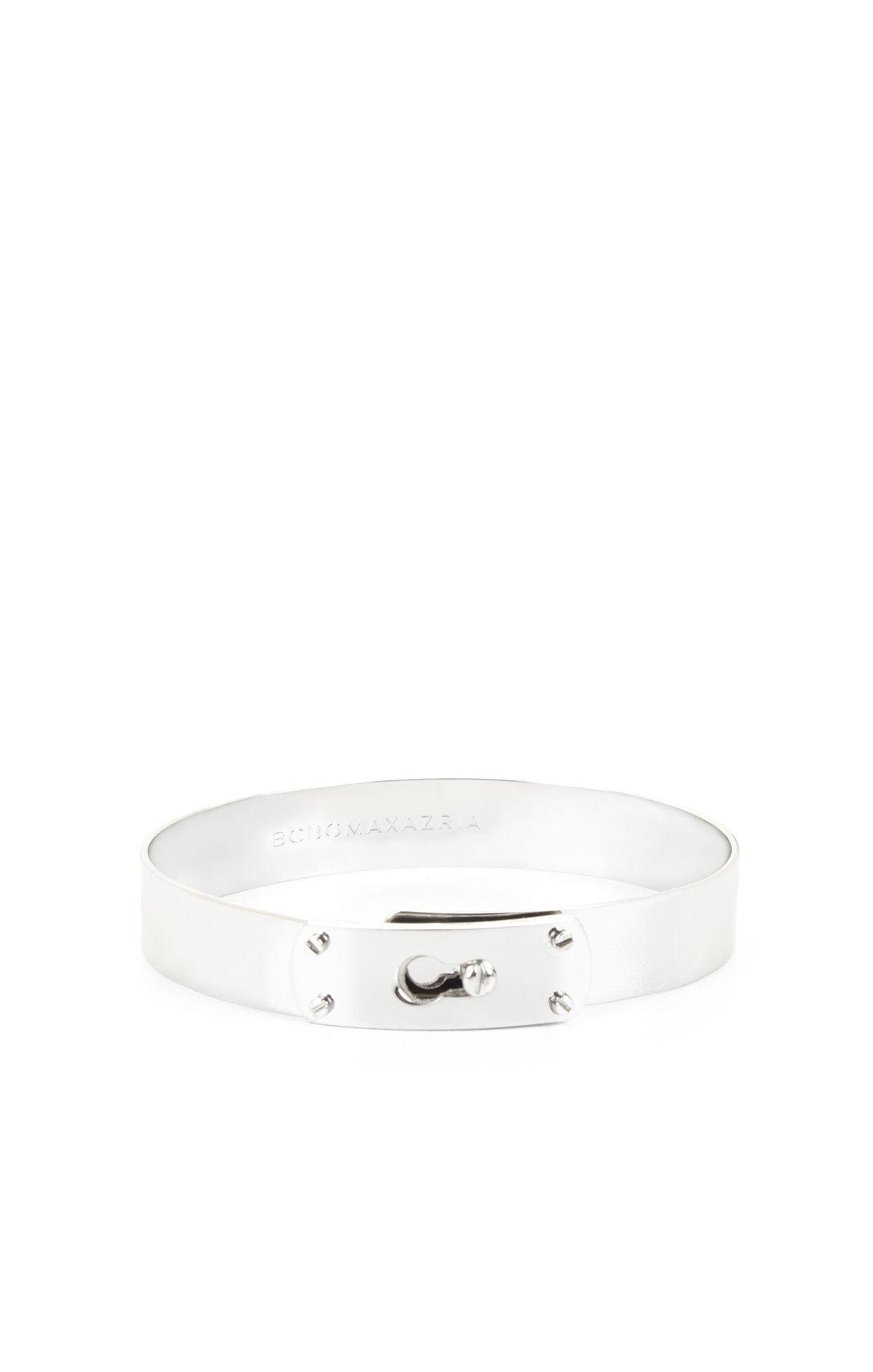 Locking Metal Bracelet