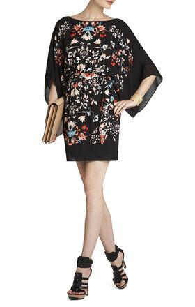 Lois Scarf Kimono Dress